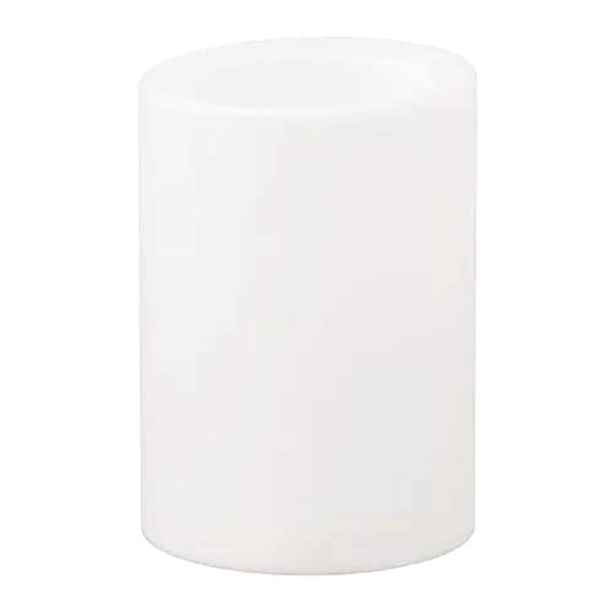 先見の明ハチ宇宙飛行士IKEA/イケア MOGNAD:LEDブロックキャンドル電池式 室内専用 ホワイト(403.617.78)