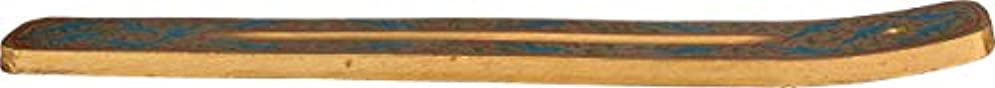どこにでも一見起きろTriloka – 手塗りIncense Holder Bluebirdsのパラダイス – 10で。