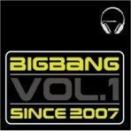Big Bang 1集 - Since 2007(韓国盤)