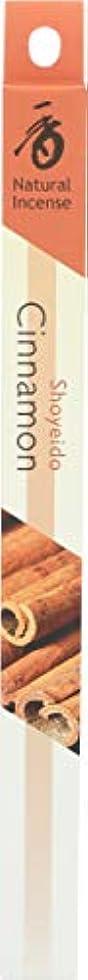 レタッチ支給寛容Shoyeido 's Cinnamon Incense、35 Sticks – Overtones