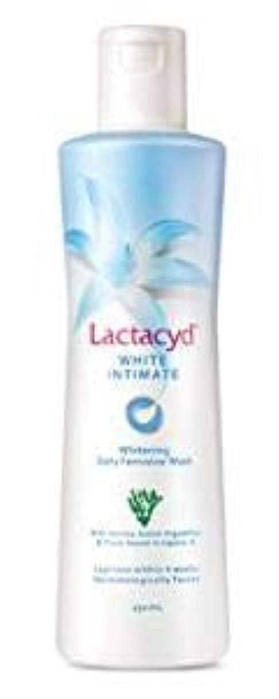 予防接種クリップ蝶区画Lactacyd White Intimate,150 ml, ラクタシドホワイト By Best friend shop.