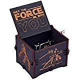 Star Wars Music Box Wooden Star Wars Custom Gift for Boyfriend Gift for Brother