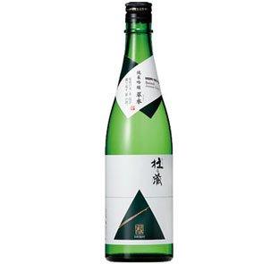 杜の蔵『純米吟醸 翠水』