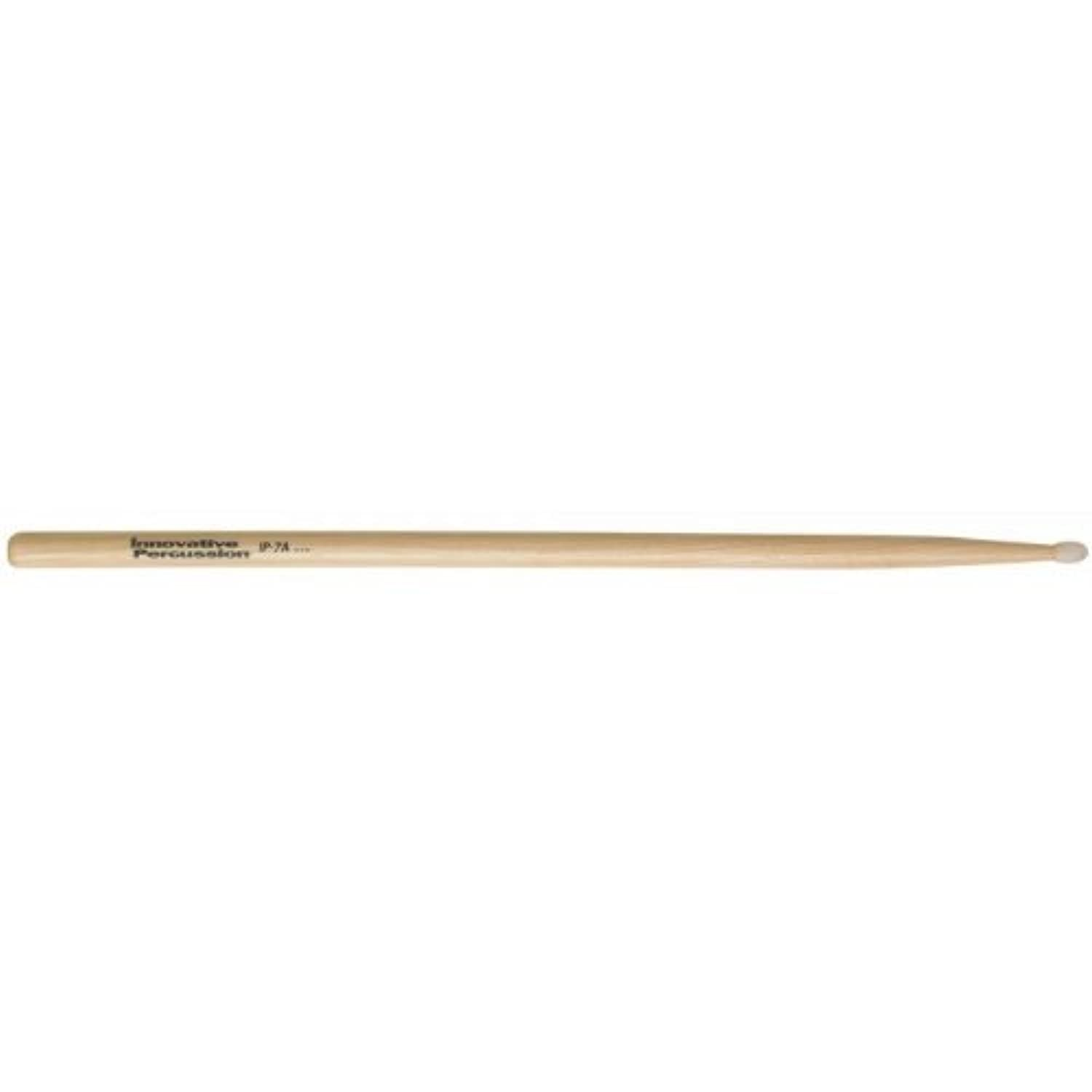 Innovative Percussion IP7AN Combo Series 7an Nylon Tip Hickory Drumsticks [並行輸入品]