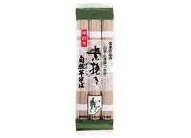 乾物屋の極上乾麺 自然芋素挽きそば 300g(100g×3束)