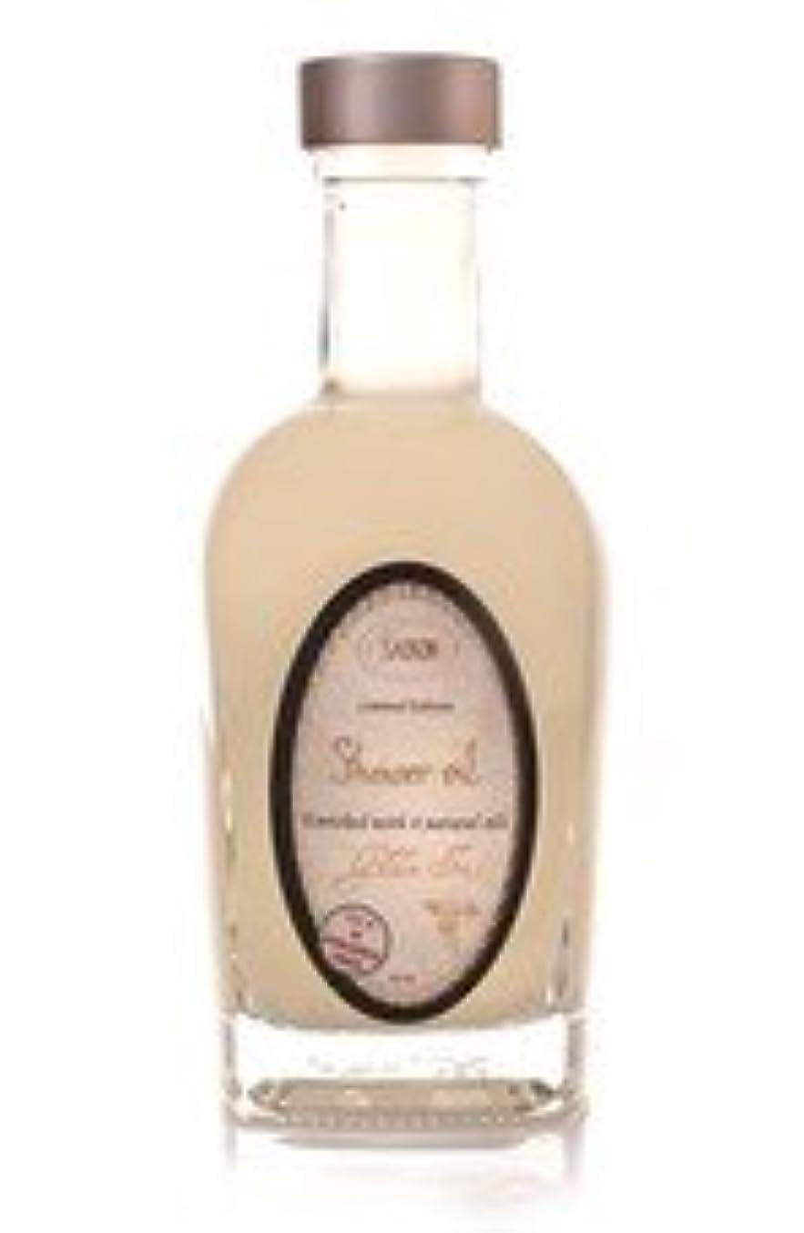 家具ホーン森林SABON Shower Oil サボン シャワーオイル 250ml 【Golden Iris ゴールデン アイリス】 イスラエル発 並行輸入品 海外直送