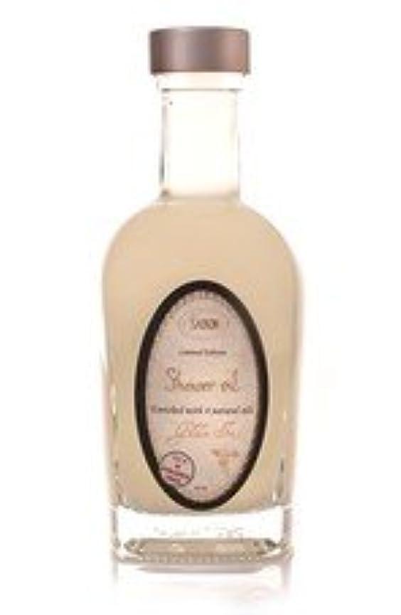 事前。元気なSABON Shower Oil サボン シャワーオイル 250ml 【Golden Iris ゴールデン アイリス】 イスラエル発 並行輸入品 海外直送