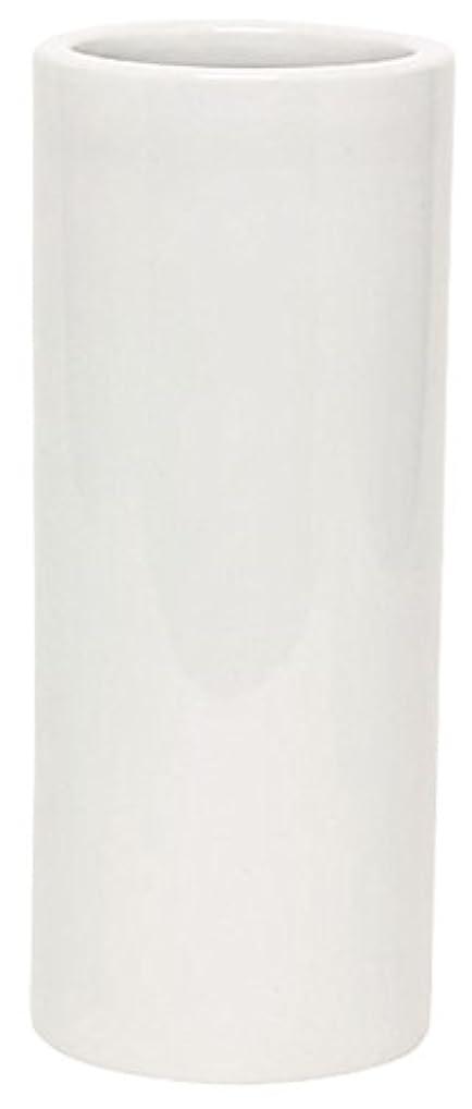 アパート対抗ペフマルエス 花瓶 御仏具 白無地投入花瓶 7.0寸 ホワイト