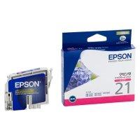 EPSON インクカートリッジ マゼンタ ICM21 1個