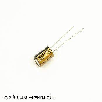 ニチコン アルミ電解コンデンサー(オーディオ用ハイグレード標...