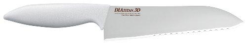 ダイアチタン3D包丁 160mm 3D-TW16S