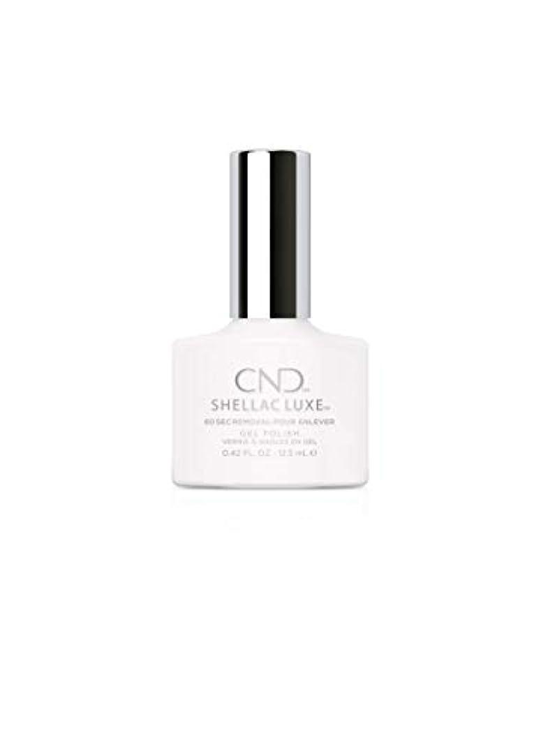 啓示報復たまにCND Shellac Luxe - Cream Puff - 12.5 ml / 0.42 oz