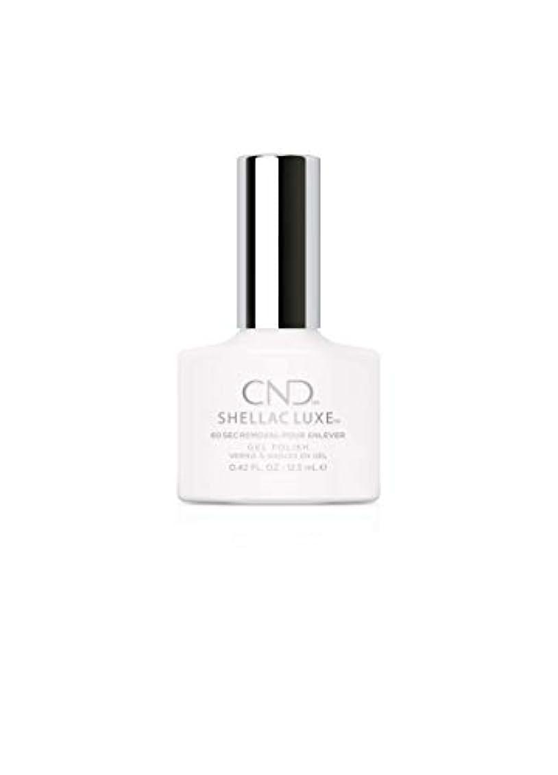 CND Shellac Luxe - Cream Puff - 12.5 ml / 0.42 oz