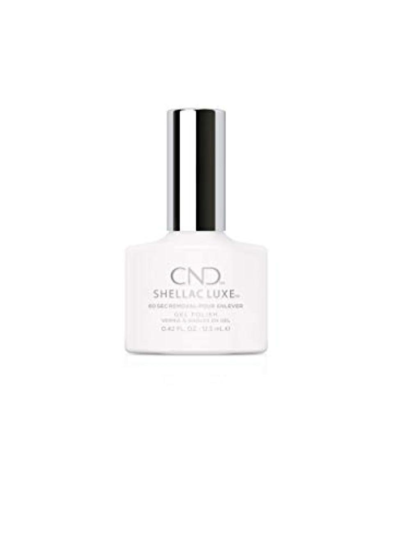 改革看板微妙CND Shellac Luxe - Cream Puff - 12.5 ml / 0.42 oz