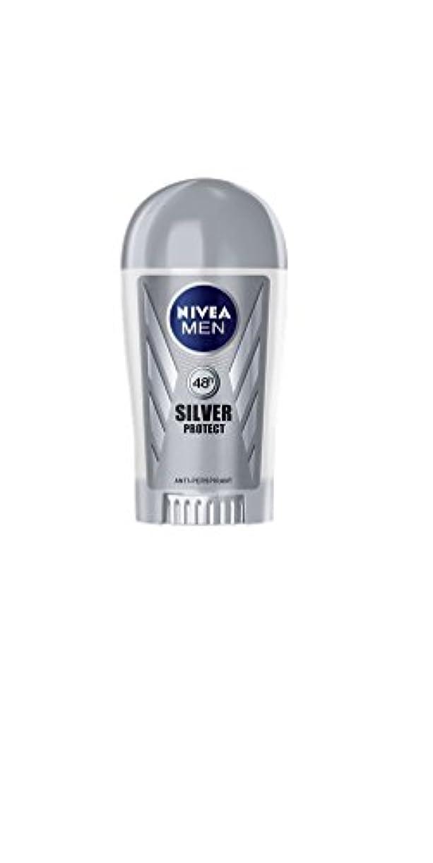 便利記者全部Nivea Men Silver Protect Anti-Perspirant Stick 40 ml / 1.3 oz