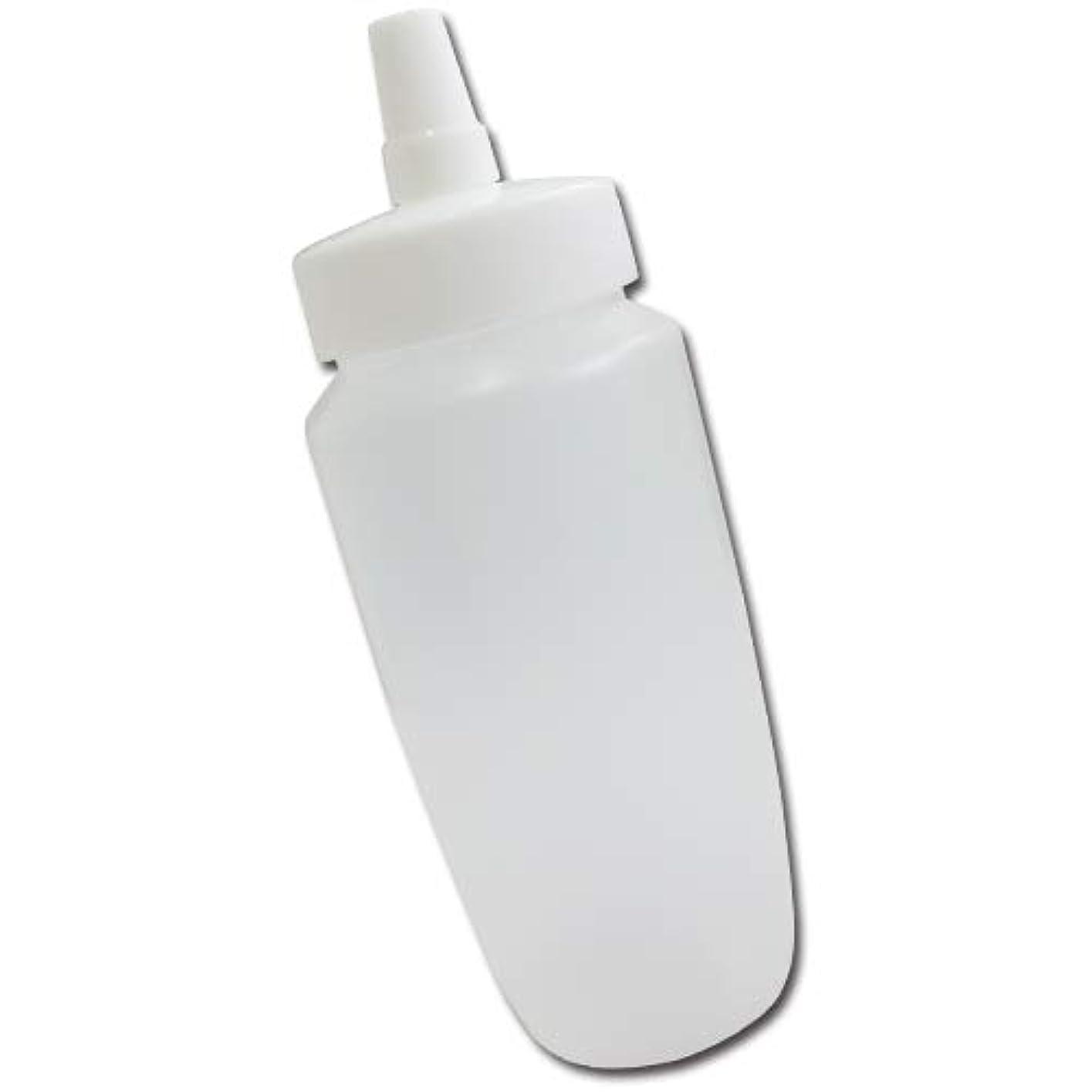 提供された用心比類のないはちみつ容器360ml(ホワイトキャップ)│業務用ローションや調味料の小分けに詰め替え用ハチミツ容器(蜂蜜容器)はちみつボトル