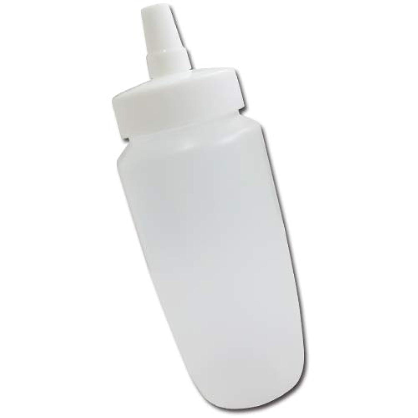 弱い寄生虫リハーサルはちみつ容器360ml(ホワイトキャップ)│業務用ローションや調味料の小分けに詰め替え用ハチミツ容器(蜂蜜容器)はちみつボトル