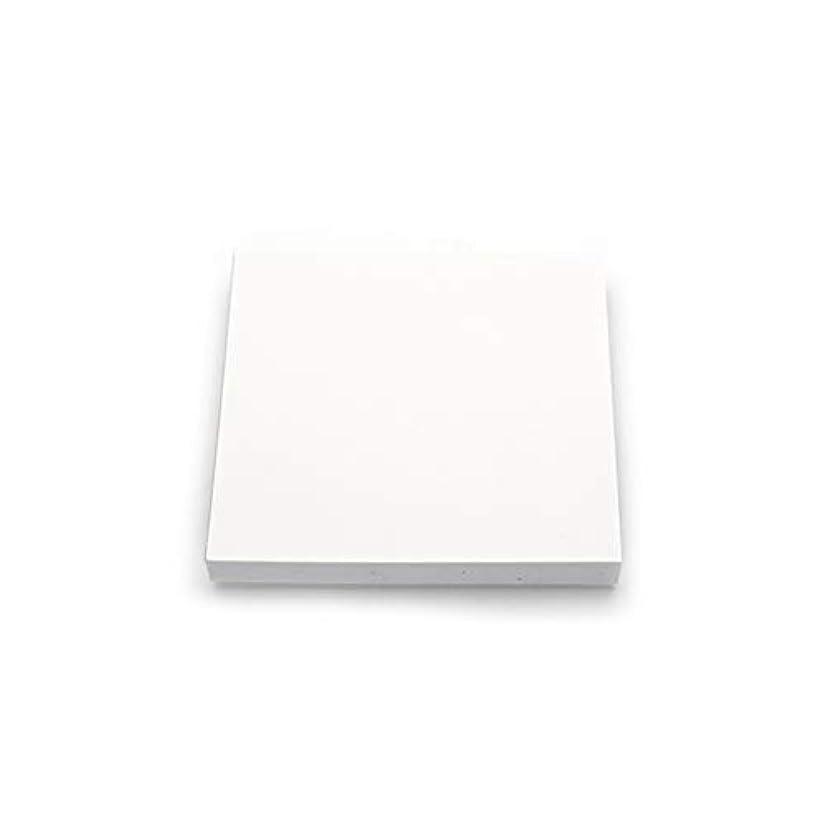 差し迫った重大団結ネイルツール ペーパーパレット 約7.5cm 50枚入りジェルネイル ハンドメイド アクリル絵の具 パレット カラー調合 ネイルアート