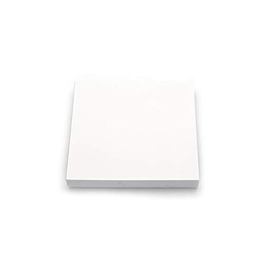 王女失礼振動させるネイルツール ペーパーパレット 約7.5cm 50枚入りジェルネイル ハンドメイド アクリル絵の具 パレット カラー調合 ネイルアート