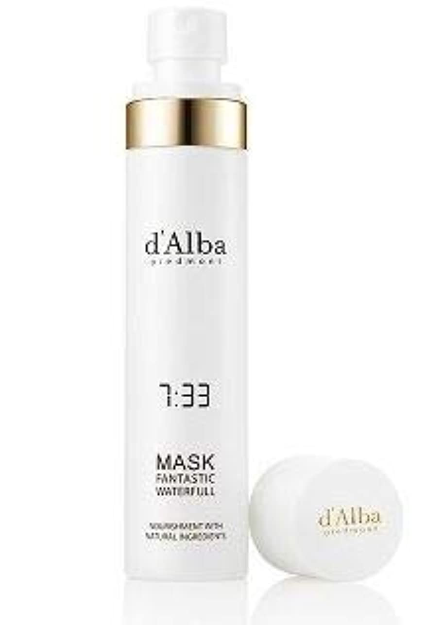[dAlba] Fantastic Waterfull Spray Mask 100ml /[ダルバ] ファンタスティック ウォーターフォール マスク100ml [並行輸入品]