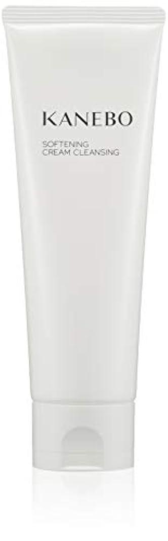 恒久的急速なひねくれたKANEBO(カネボウ) カネボウ ソフニング クリーム クレンジング クレンジング