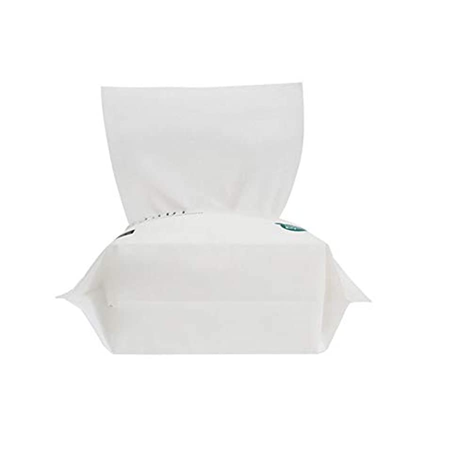 女王オーディションバケツティッシュ120綿天然コットンタオル綿の目的クリーナー敏感肌