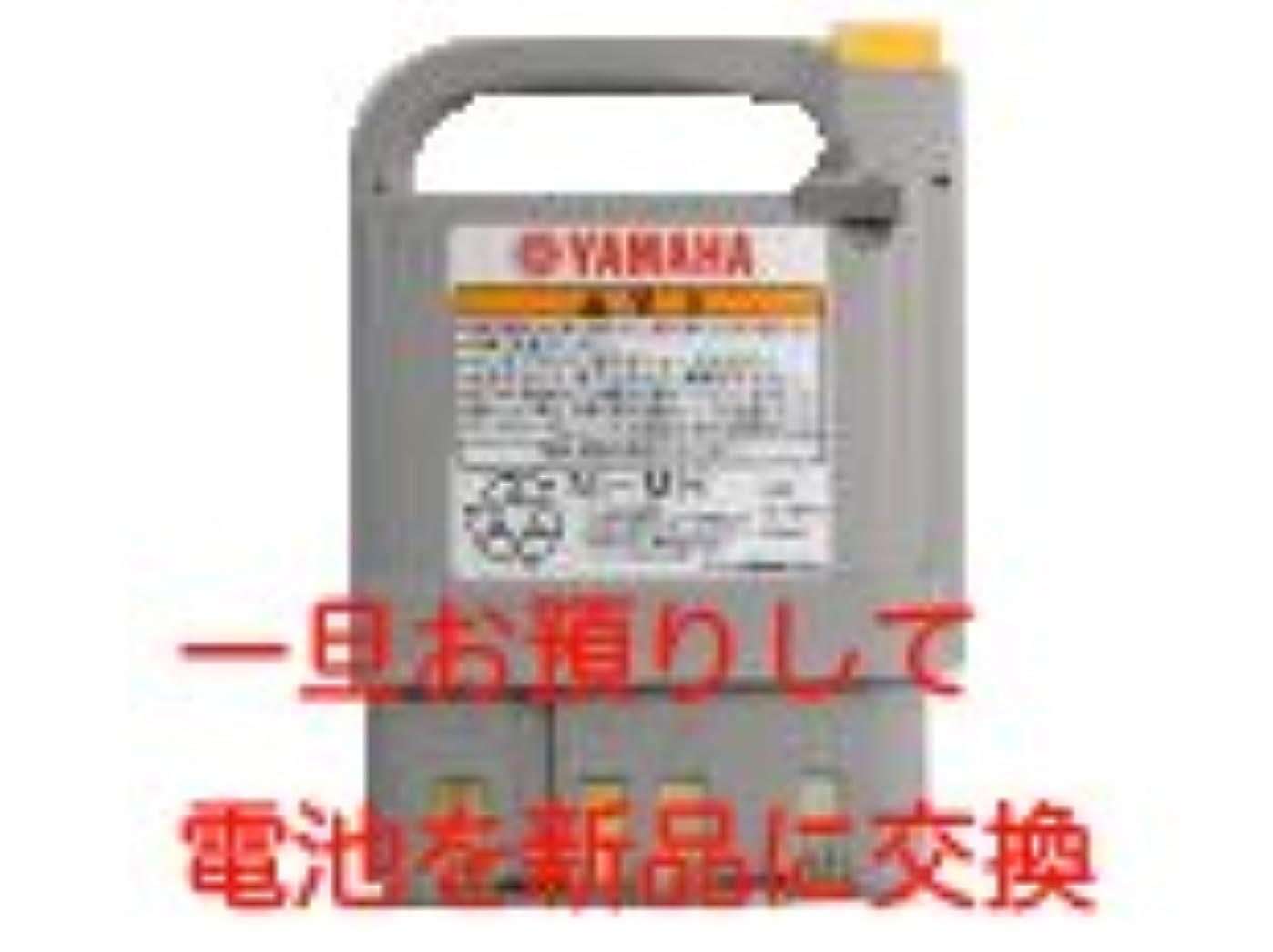 食物ダム極端なヤマハ電動自転車(車いす NI-CD) 預りバッテリーパック電池交換