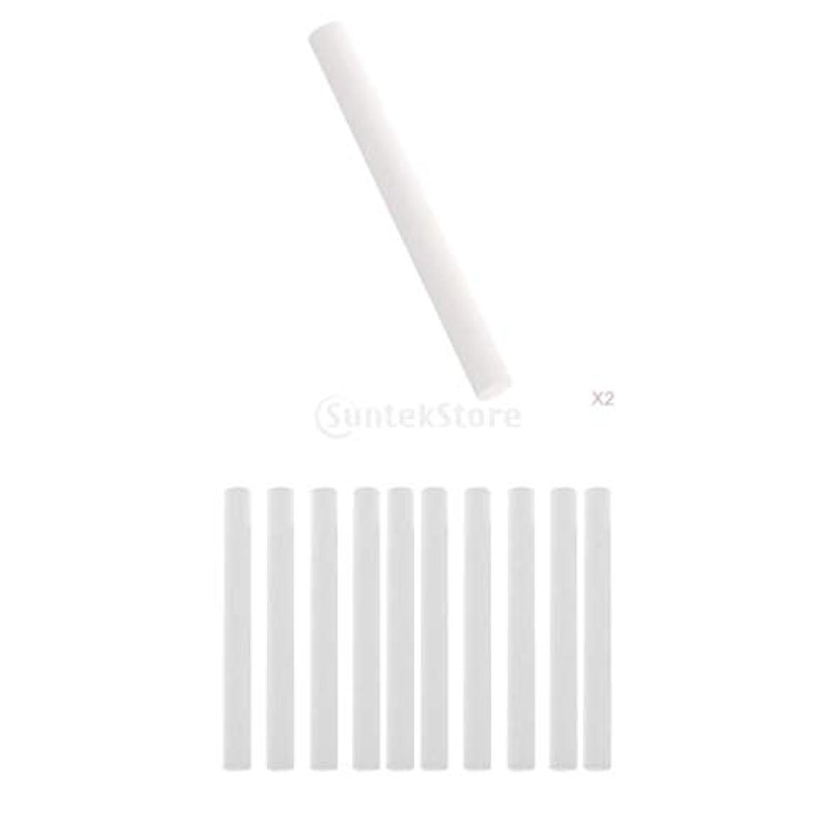 Shiwaki アロマスティック 芳香剤詰替用スティック アロマディフューザー用 スポンジ 11個入り
