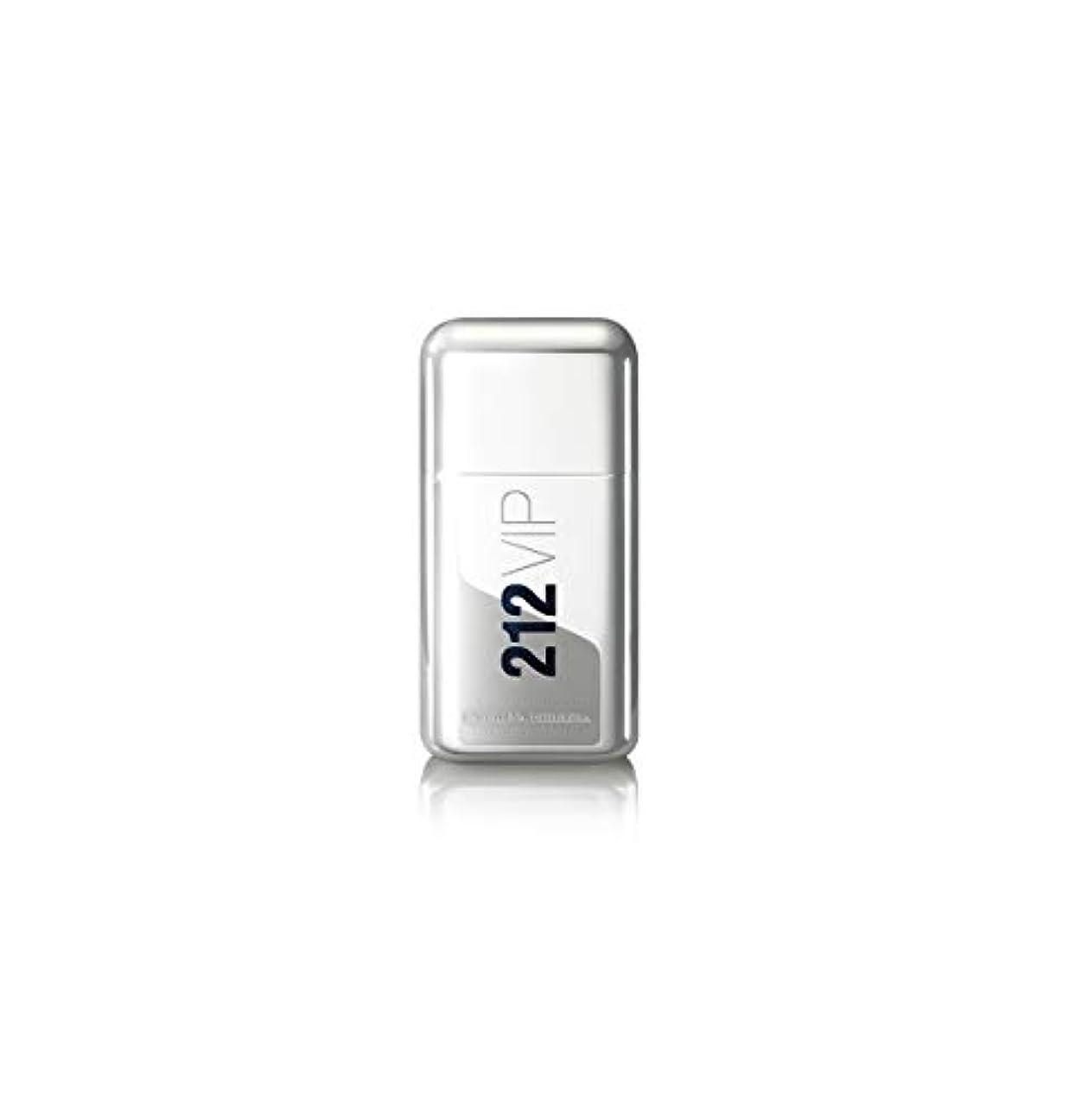細部とげのあるキリマンジャロキャロライナヘレラ 212VIP メン EDT 50ml
