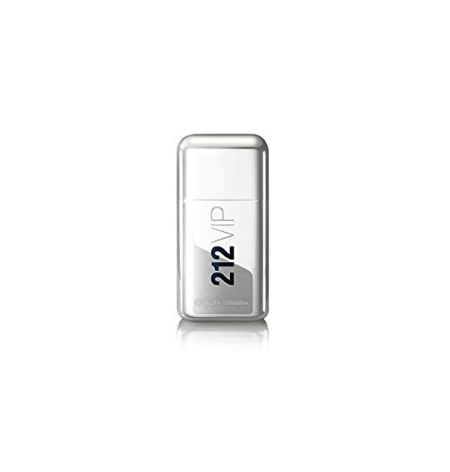 ラジウム苦行疎外キャロライナヘレラ 212VIP メン EDT 50ml