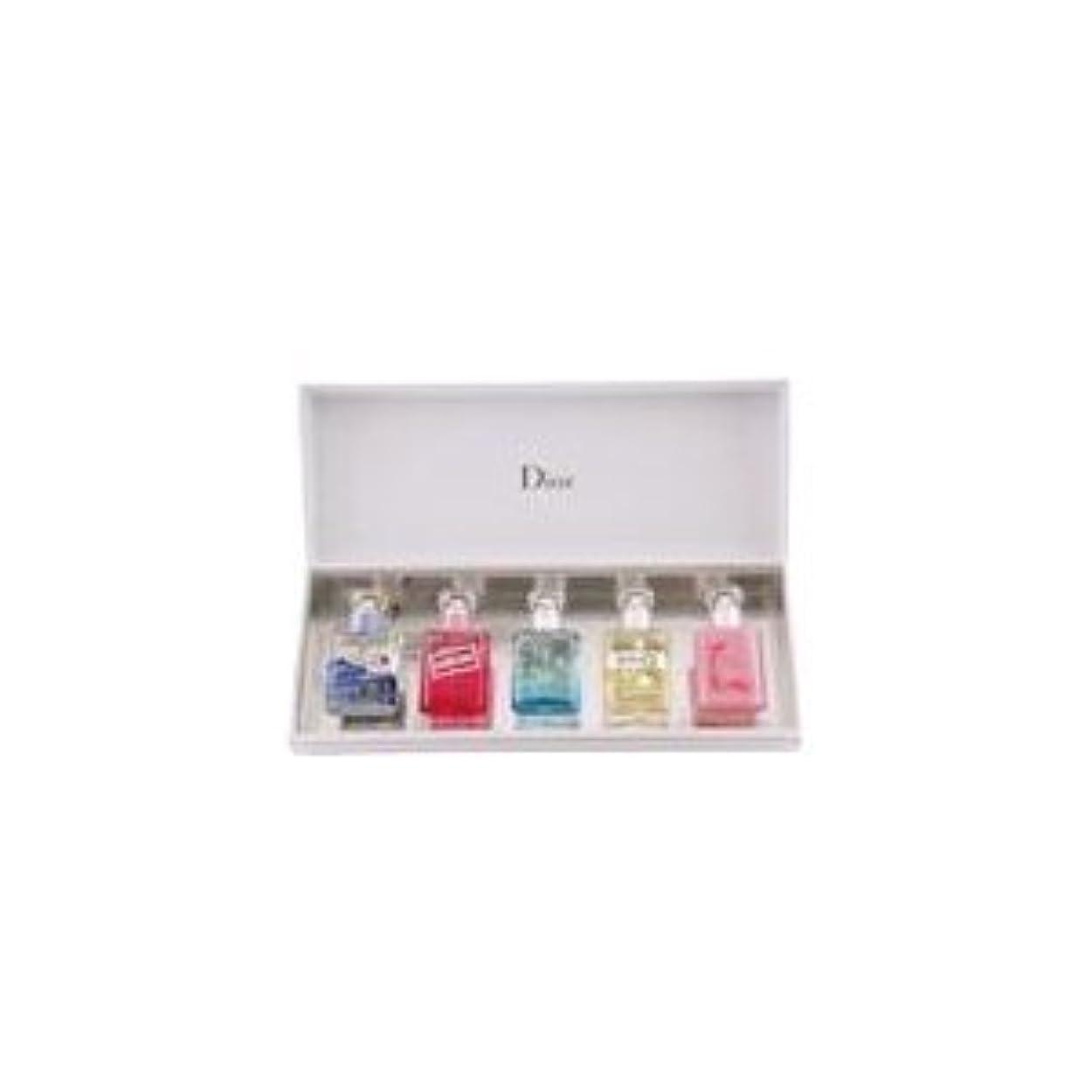 カード期限切れ引くクリスチャンディオール イン ラブ ウィズ ディオール EDT SP 7.5ml×5 ミニチュア香水セット (並行輸入)