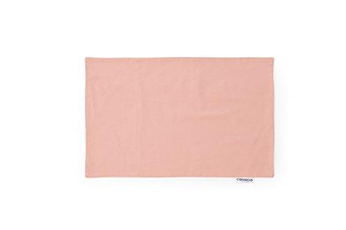サイズ別まくらカバー 日本製枕カバー 50cm × 70cm, スイートピンク