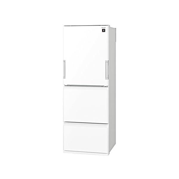 シャープ 冷蔵庫 高品位ガラスドア採用 プラズ...の紹介画像2