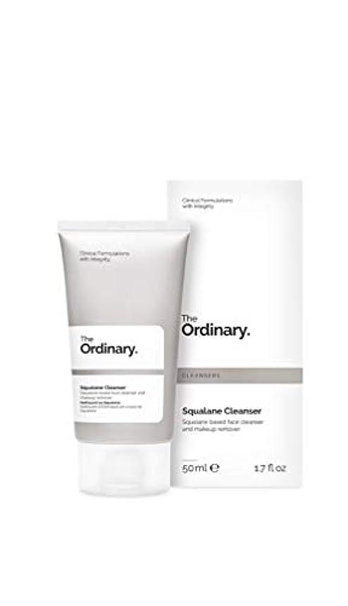 呼ぶ思春期トランスミッションThe Ordinary☆Squalane Cleanser 50ml ジ オーディナリー 洗顔(バームがオイルに変化) [並行輸入品]