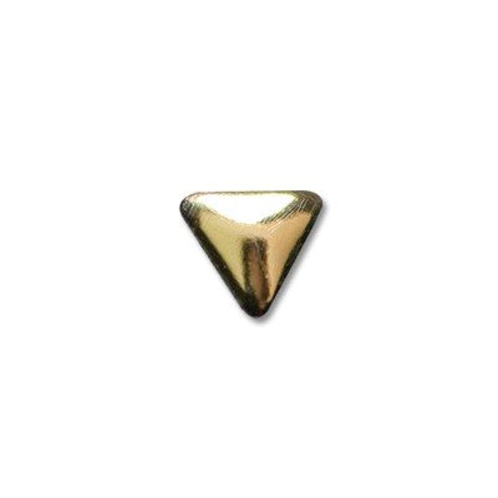 少し万一に備えて縞模様のクレア NYトライアングル S ゴールド
