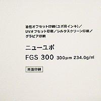 PaperandGoods ニューユポ FGS 300μm 厚品 A4 270枚