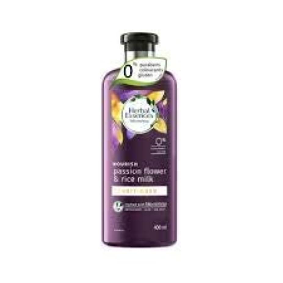 してはいけませんセラフ梨CLAIROL HERBAL ESSENCES 400ミリリットルのパッションフルーツとライスミルク機 - エアコンがセーフカラーで、なめらかな髪に栄養を与えます
