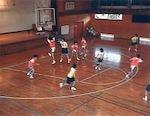 24秒ルールに対応した中学生女子のチームづくり [ バスケット DVD番号 359d ]
