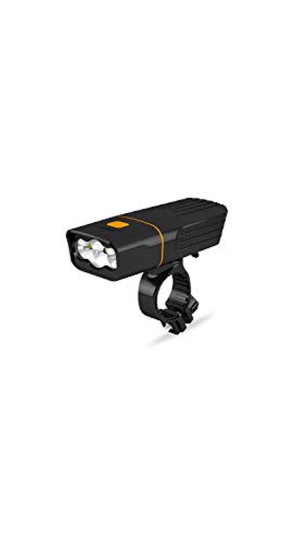 SCRT 自転車ライトマウンテンバイクLed懐中電灯ナイトライディングスーパーブライトヘッドライトUsb充電グレア車のヘッドライトテールライト (Color : T6 Lamp Beads, Size : 10 Hours)