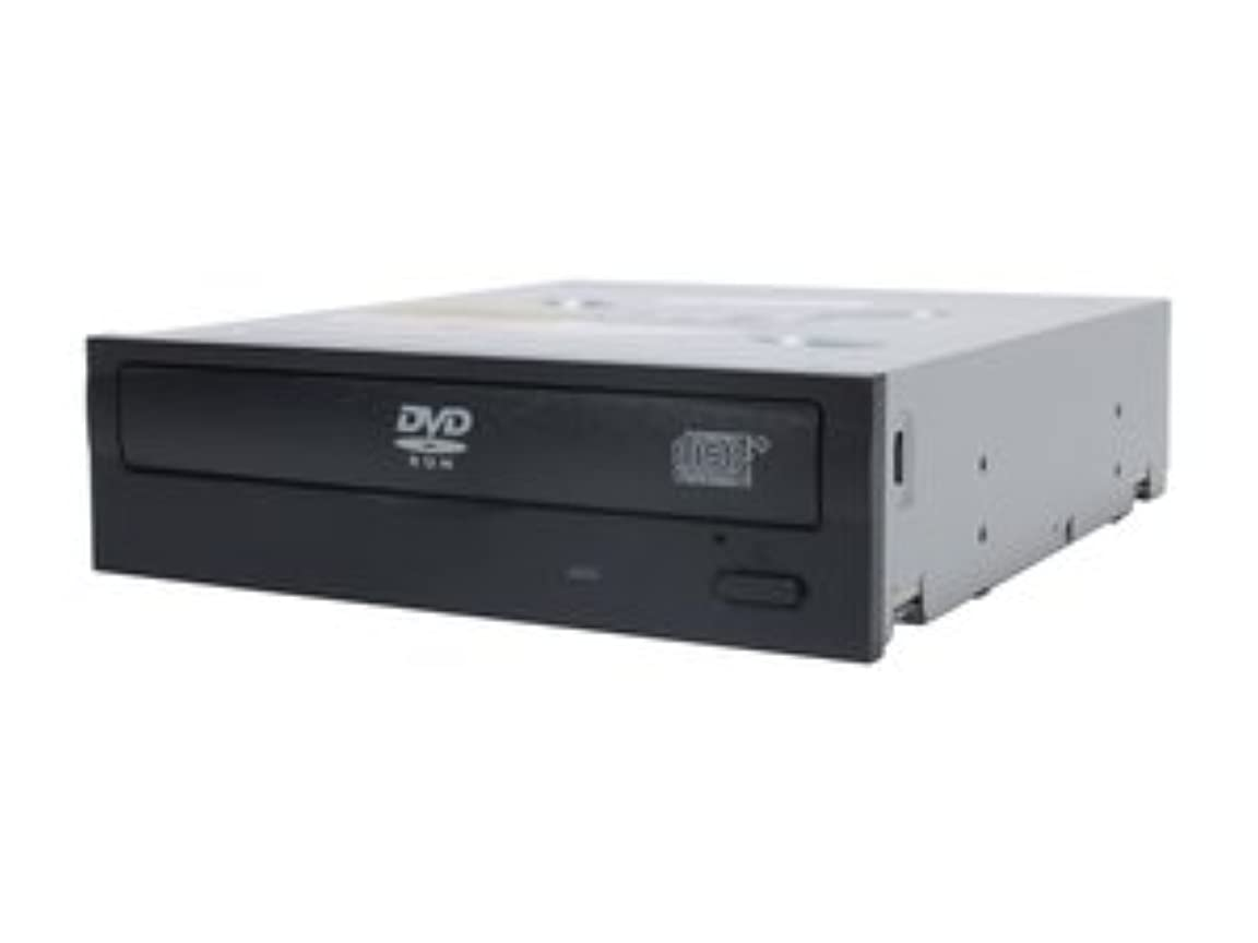 分鉱石見物人LITE-ON ライトン 内蔵型DVDコンボドライブ (16X DVD-ROM + 52X CD-R/RW) SATA ブラック バルク DH-52C2S-04