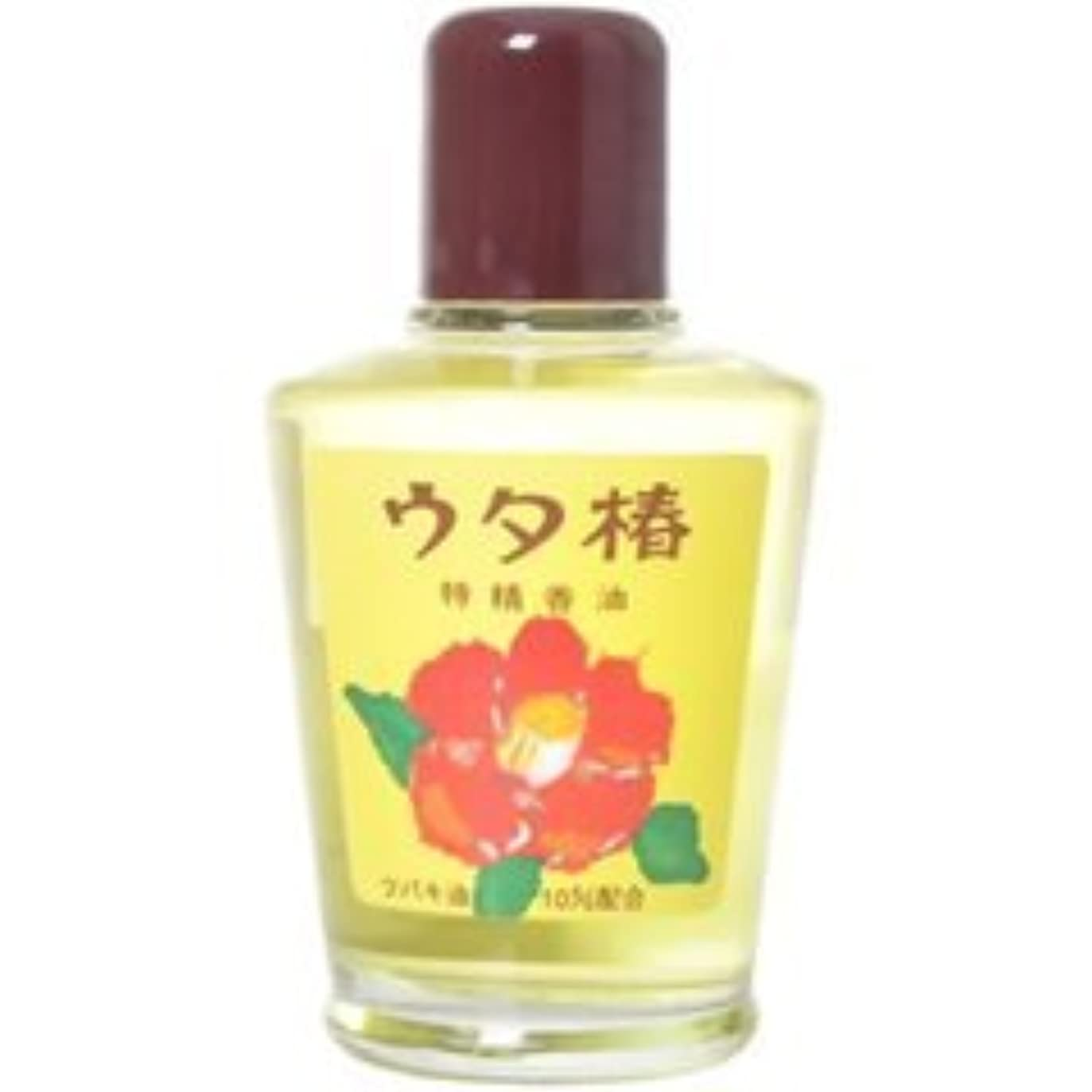 副コミット反応する【黒ばら本舗】うた椿香油 黄 95ml