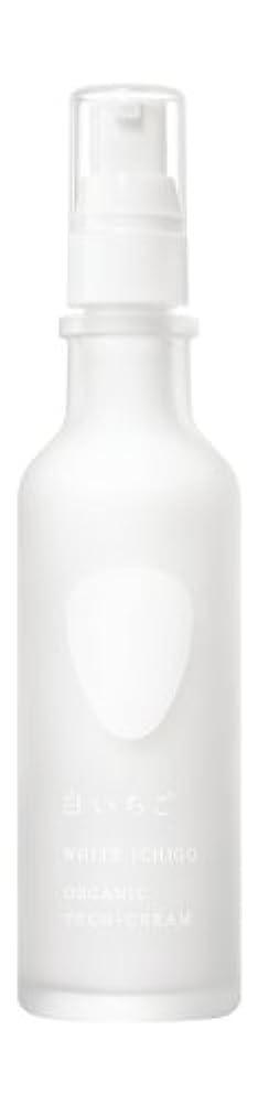 与える無線訪問WHITE ICHIGO(ホワイトイチゴ) オーガニック テック-クリーム 60g