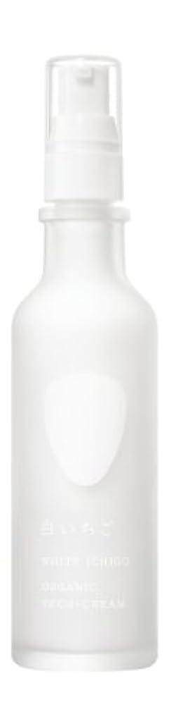 意気込みクスコ農業WHITE ICHIGO(ホワイトイチゴ) オーガニック テック-クリーム 60g