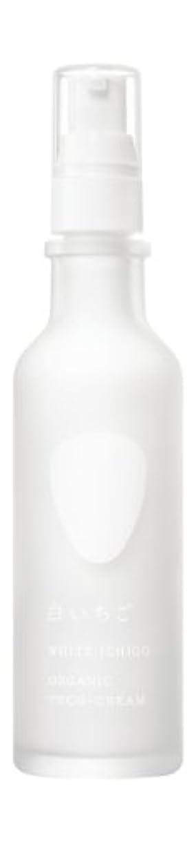 異なるハンディ異なるWHITE ICHIGO(ホワイトイチゴ) オーガニック テック-クリーム 60g