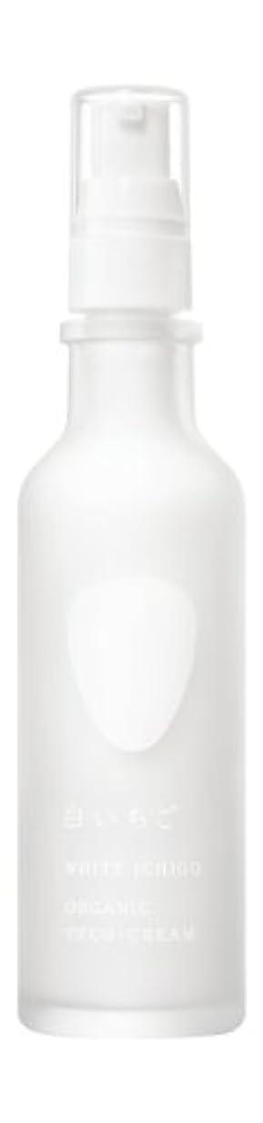 WHITE ICHIGO(ホワイトイチゴ) オーガニック テック-クリーム 60g
