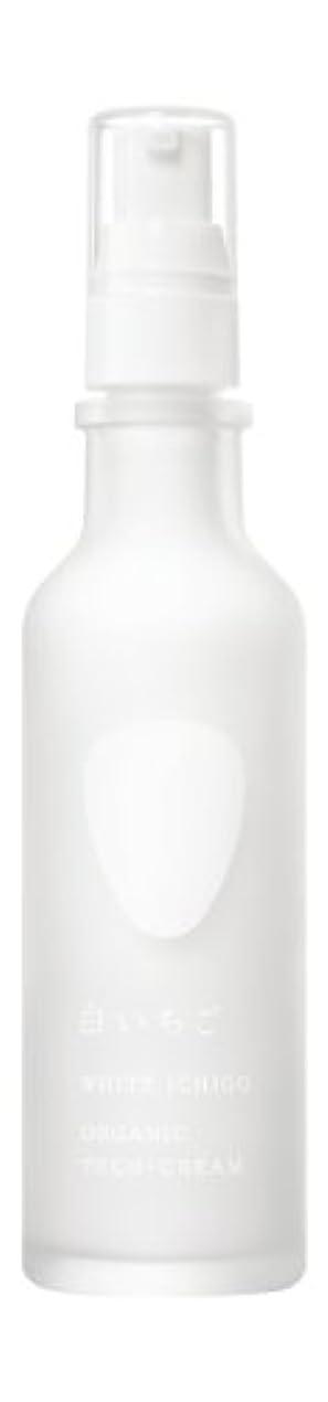 荒野沈黙屈辱するWHITE ICHIGO(ホワイトイチゴ) オーガニック テック-クリーム 60g