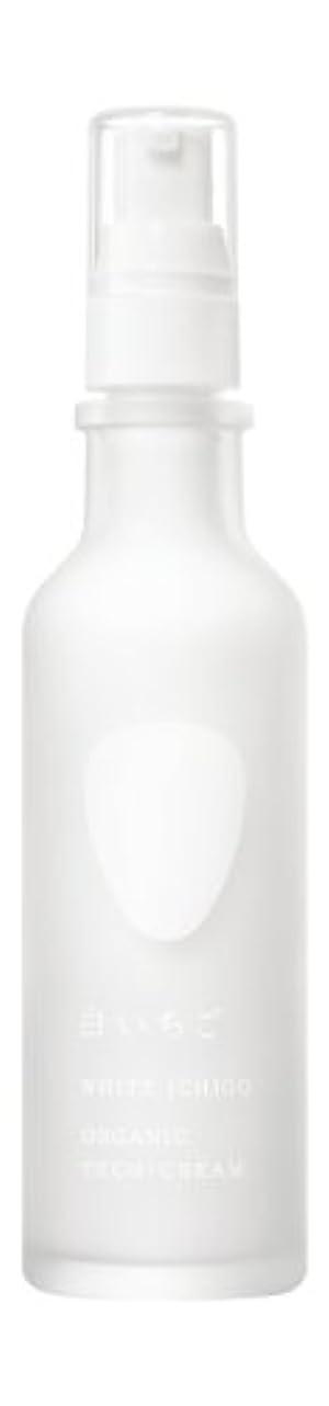 意見オデュッセウス含意WHITE ICHIGO(ホワイトイチゴ) オーガニック テック-クリーム 60g