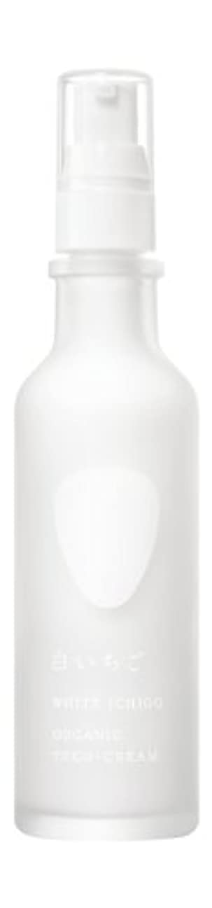 いいねハドル書くWHITE ICHIGO(ホワイトイチゴ) オーガニック テック-クリーム 60g