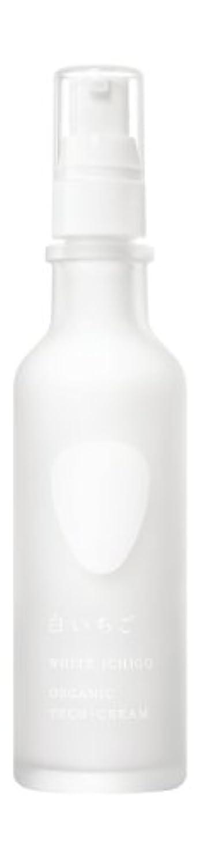 満了シードヤギWHITE ICHIGO(ホワイトイチゴ) オーガニック テック-クリーム 60g