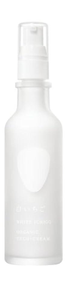 方程式枠心臓WHITE ICHIGO(ホワイトイチゴ) オーガニック テック-クリーム 60g